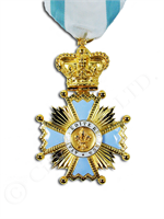 Order of the Crown in America