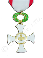 Order of the Crown of Charlemagne in the United States of America