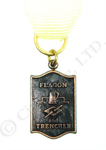 Flagon and Trencher
