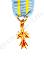 The Military Order of the Crusades